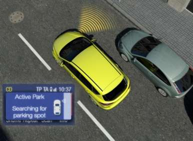 What Is Active Park Assist?
