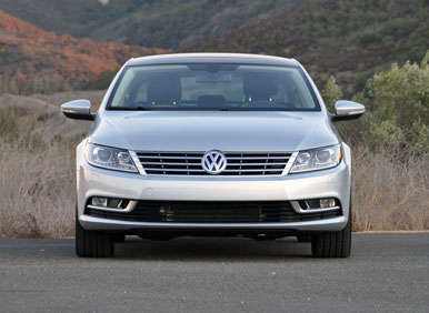 2013 Volkswagen CC Road Test and Review