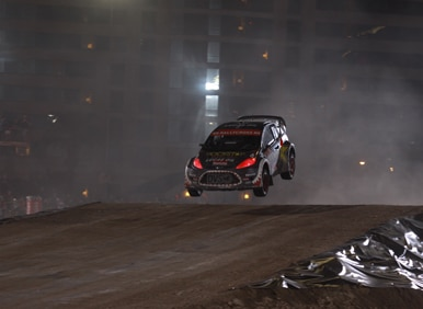 Global RallyCross Championship Ends 2012 Season With A Bang