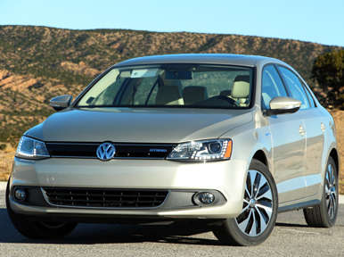 Introduction: 2013 Volkswagen Jetta Hybrid
