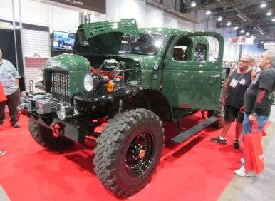 Reproduction Classics Rule SEMA 2012