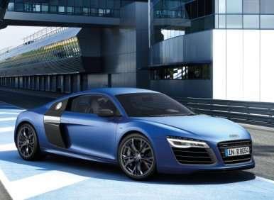 2013 Audi R8 Adds V10 Plus Model