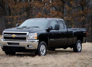GM Kicks off Production of Bi-Fuel HD Pickups