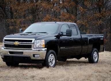 GM Kicks off Production of Bi-Fuel HD Pickups
