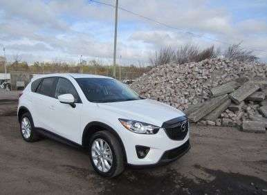Road Test and Review - 2013 Mazda CX-5 Grand Touring AWD
