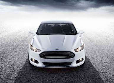 IIHS: 2013 Ford Fusion Is a Top Safety Pick