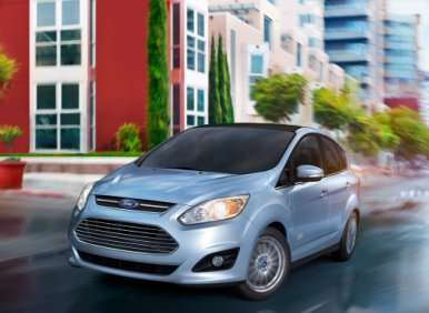 More than 200 Dealers Now Certified to Sell the 2013 Ford C-MAX Energi