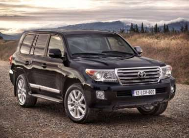 10 Things You Need To Know About The 2013 Toyota Land Cruiser