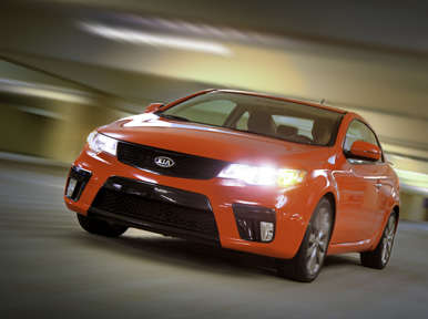 2013 Kia Forte Koup: Road Test & Review