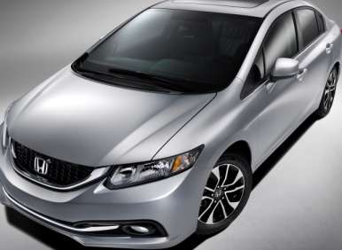 L.A. Auto Show: Rethinking the 2013 Honda Civic