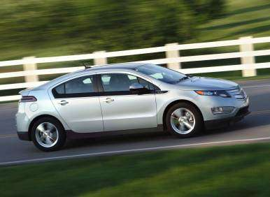 Chevy Volt Sets Template for GM Electrification Plans