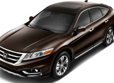 2013 Honda Accord Crosstour Gets New V6
