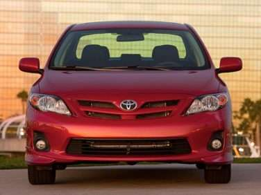 2013 Toyota Corolla Upgraded for One Last Hurrah