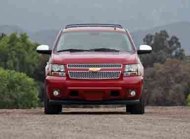2013 Chevrolet Tahoe Road Test and Review