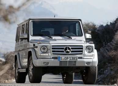 10 Things You Need To Know About The 2013 Mercedes-Benz G-Class