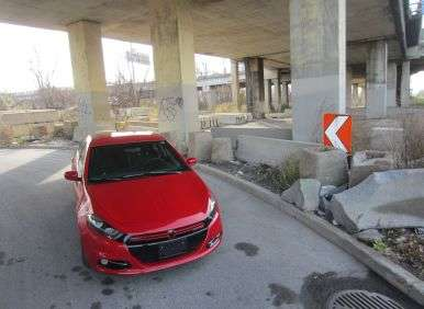 Road Test and Review - 2013 Dodge Dart Rallye