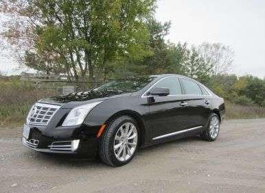First Drive - 2013 Cadillac XTS