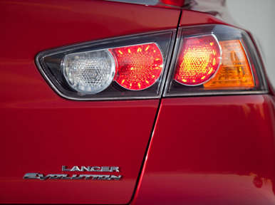Pricing and Trim Levels: 2013 Mitsubishi Lancer Evolution GSR