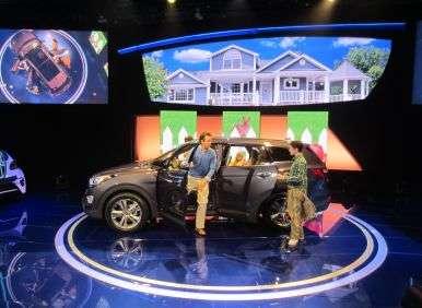2013 Hyundai Santa Fe Preview: L.A. Auto Show