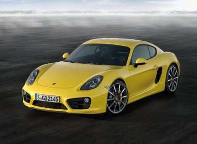 2014 Porsche Cayman Preview: L.A. Auto Show