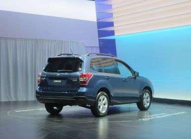 2014 Subaru Forester Preview: LA Auto Show   Autobytel.com
