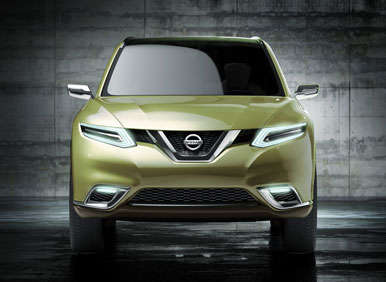 Nissan Hi-Cross Concept Preview: 2012 LA Auto Show