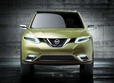 Nissan Hi-Cross Concept Preview: 2012 LA Auto Show