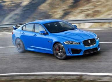 2014 Jaguar XFR-S Preview: 2012 LA Auto Show
