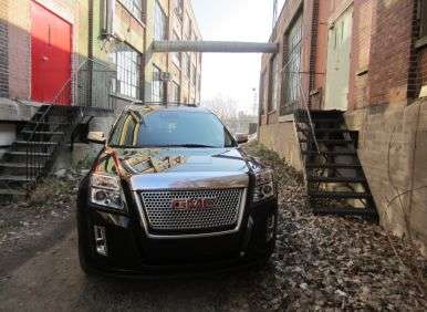 2013 GMC Terrain Denali Road Test and Review