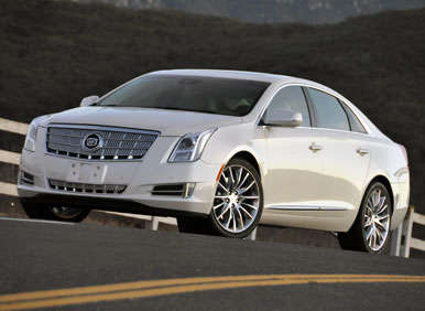 2013 cadillac xts road test and review. Black Bedroom Furniture Sets. Home Design Ideas