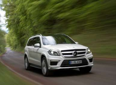 2013 Mercedes-Benz GL63 AMG Preview: Los Angeles Auto Show