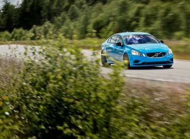 Volvo S60 Polestar Concept Preview: Los Angeles Auto Show
