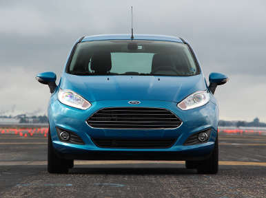 2014 Ford Fiesta 1.0-liter EcoBoost Road Test & Review