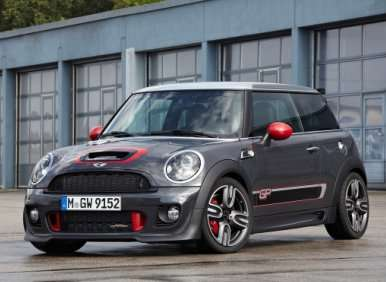 2013 MINI John Cooper Works GP Preview: Los Angeles Auto Show