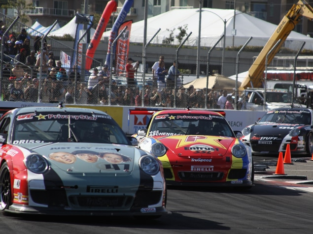 Hot Metal at the 2012 Long Beach Grand Prix