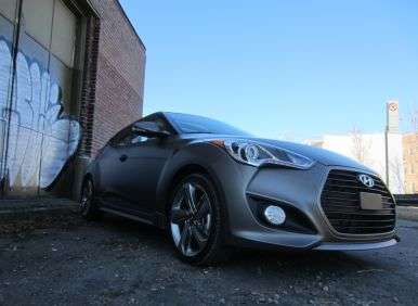 2013 Hyundai Veloster Turbo vs. 2013 Subaru BRZ.Competitive Comparison