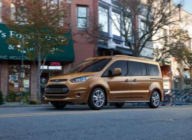Brand-new 2014 Ford Transit to Offer Diesel Engine