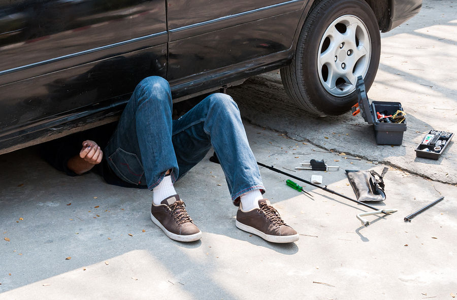 The Five Overlooked Car Maintenance Items