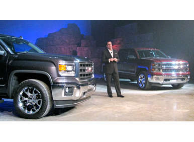 The General's New Troops: 2014 Chevy Silverado, GMC Sierra Revealed