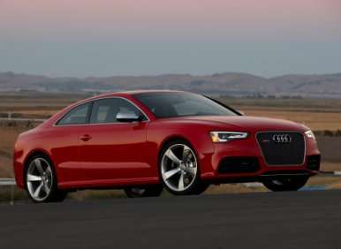 10 Things You Need To Know About The 2013 Audi RS5