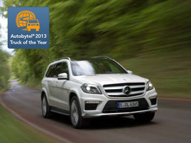 Autobytel 2013 Truck of the Year: Mercedes-Benz GL