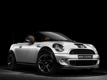 Autobytel Convertible of the Year Finalist: 2013 MINI Roadster