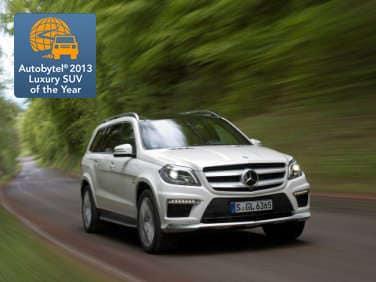 Autobytel 2013 Luxury SUV of the Year: Mercedes-Benz GL-Class