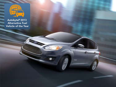 Autobytel 2013 Alternative Fuel Car of the Year: Ford C-Max