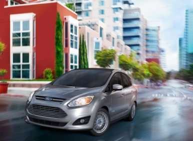 Autobytel 2013 Alternative Fuel Car of the Year Winner: Ford C-Max