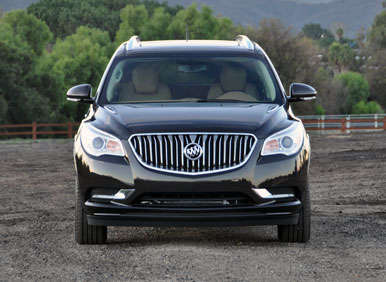 2013 Buick Enclave Road Test and Review: Introduction