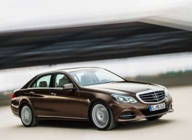 2014 Mercedes-Benz E-Class Sets Fresh Benchmarks for Safety, Design and Efficiency