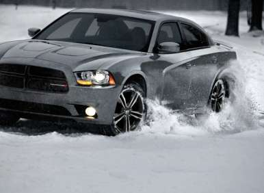 Dodge's Latest Traction Figure: 2013 Dodge Charger AWD Sport