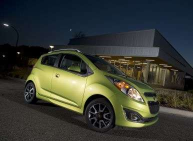 2013 Chevrolet Spark 2LT Road Test and Review
