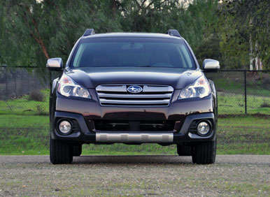 2013 Subaru Outback 2.5i Road Test and Review
